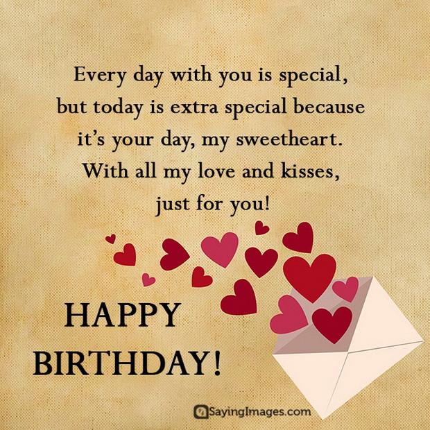 Happy Birthday To The One ILove