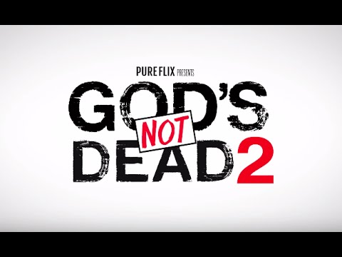 TEXT: God Is Not Dead, He is StillAlive