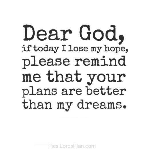 My Hope ForTomorrow