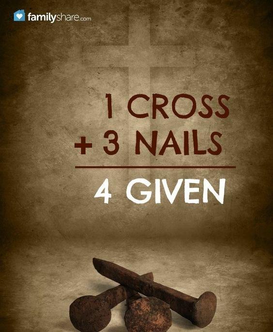 Three Nails and OneSavior